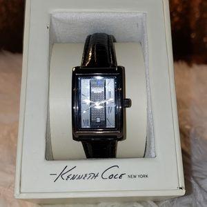 Kenneth Cole black watch